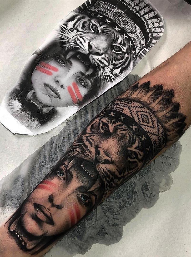 Fotos-de-Tatuagens-femininas-no-antebraço-19