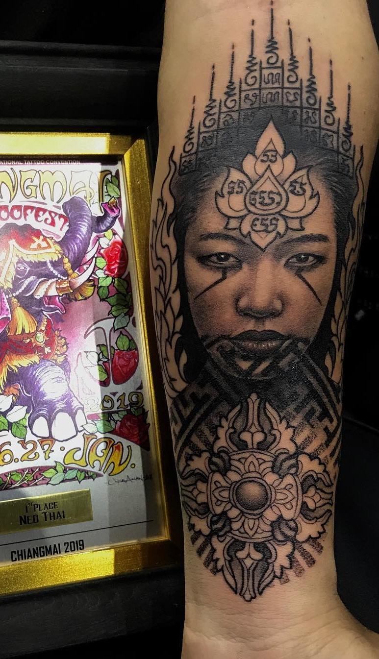 Fotos-de-Tatuagens-femininas-no-antebraço-24