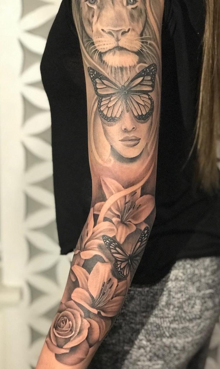 Fotos-de-tatuagens-de-braço-fechado-femininas-11-1