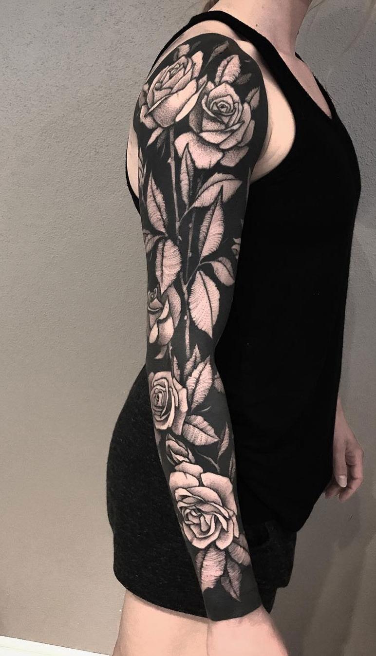 Fotos-de-tatuagens-de-braço-fechado-femininas-15-1