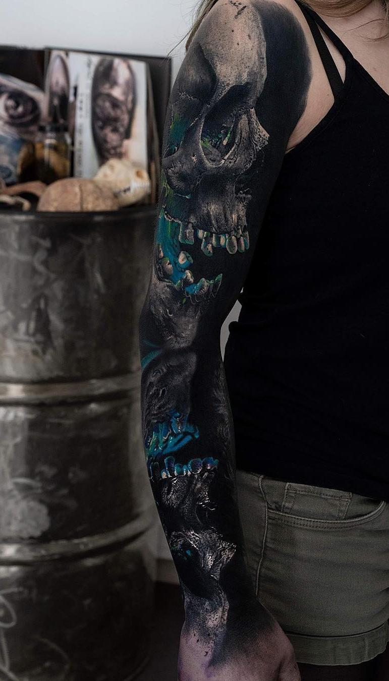 Fotos-de-tatuagens-de-braço-fechado-femininas-4-1
