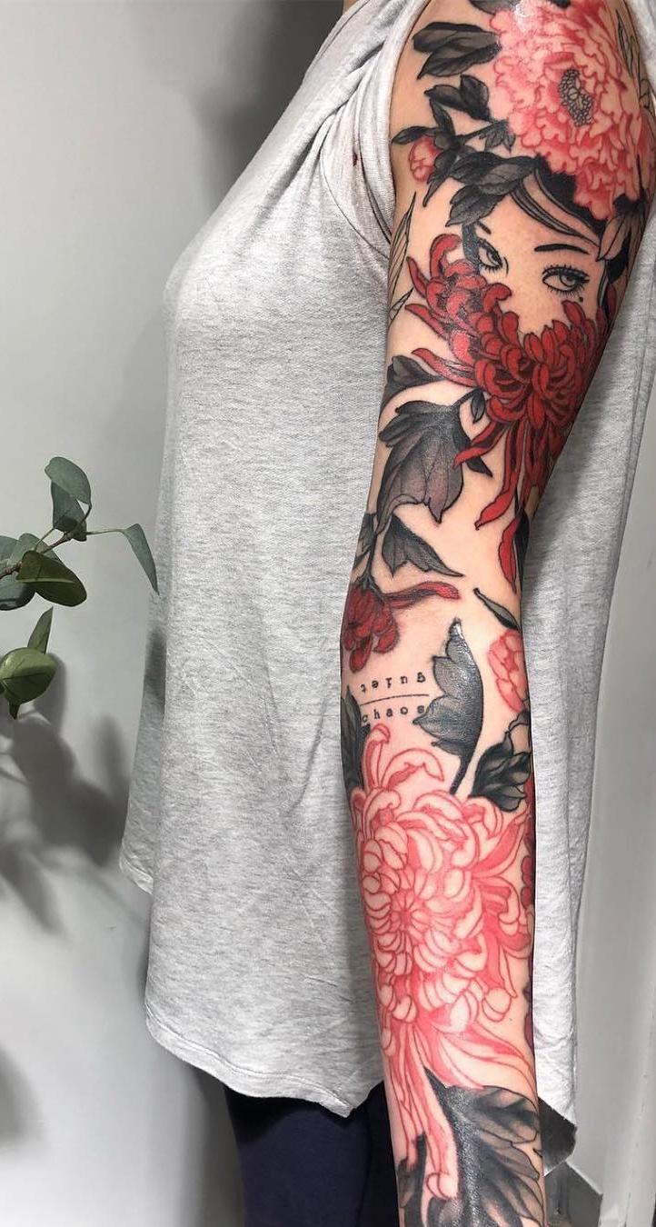 Fotos-de-tatuagens-de-braço-fechado-femininas-5-1