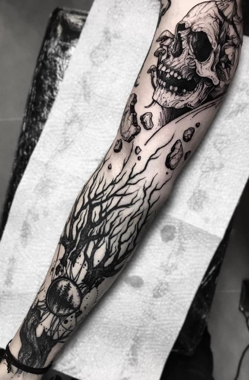 Fotos-de-tatuagens-de-braço-fechado-femininas-7-1