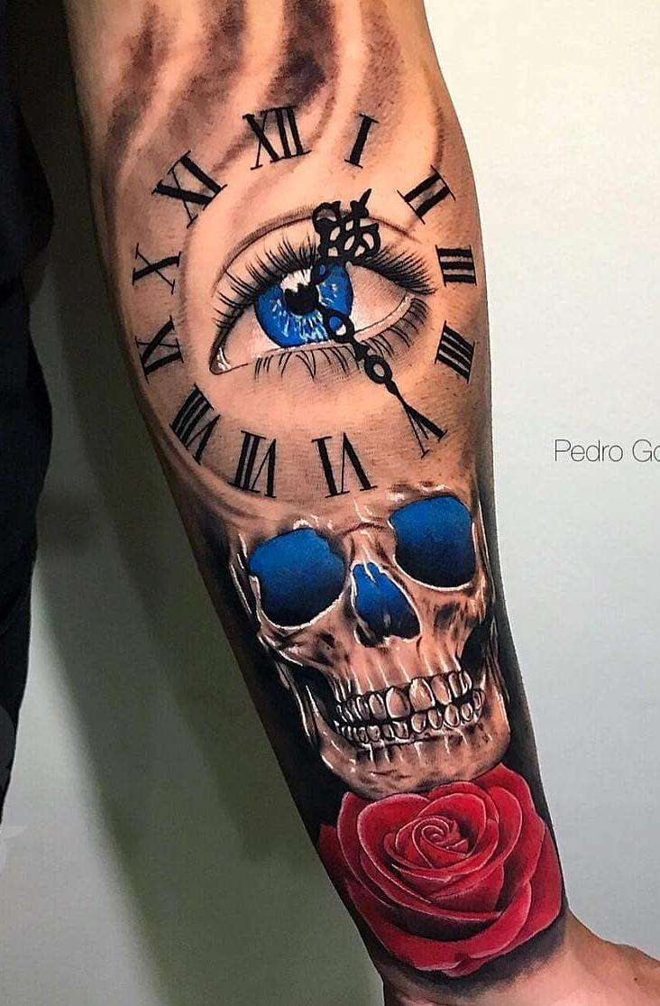 Fotos-de-tatuagens-de-caveira-1
