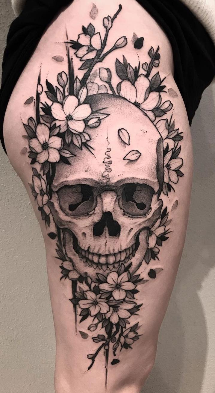 Fotos-de-tatuagens-de-caveira-4