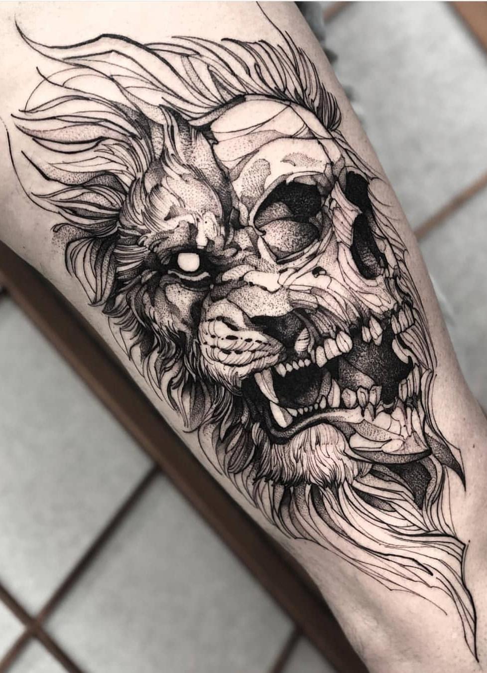 Fotos-de-tatuagens-de-caveira-5