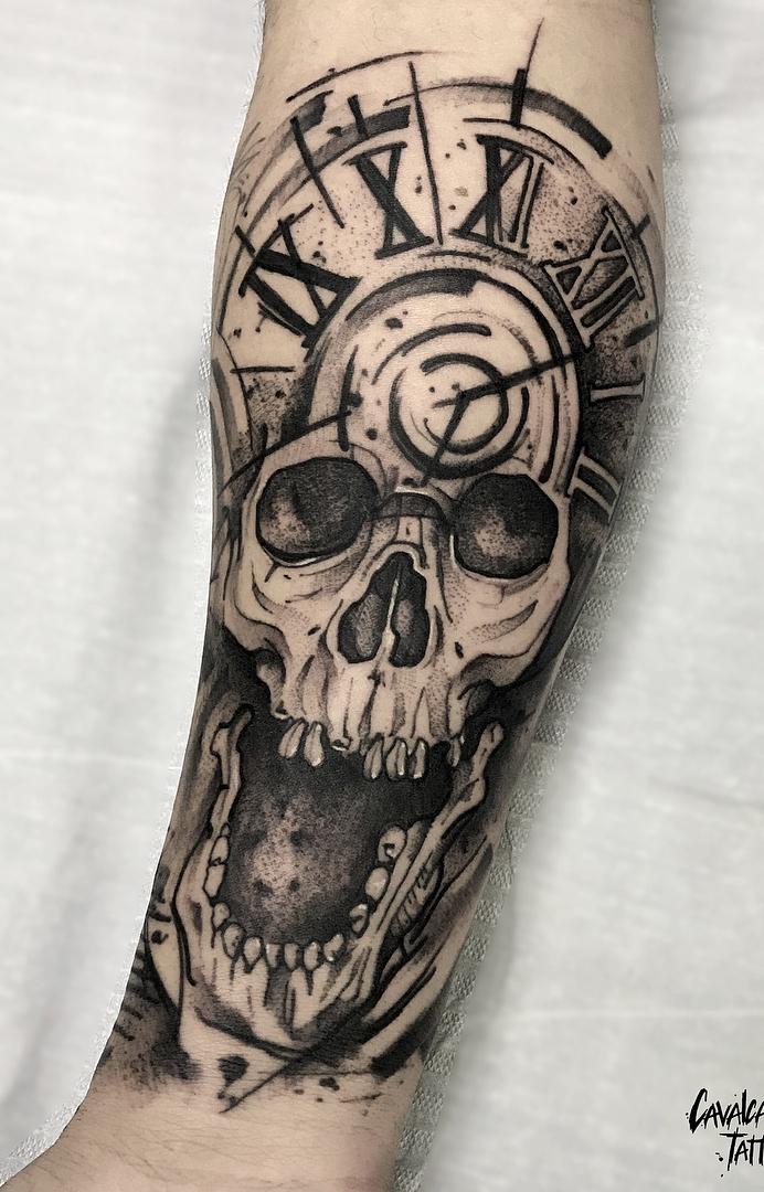Fotos-de-tatuagens-de-caveira-6