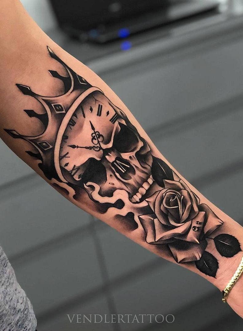 Fotos-de-tatuagens-de-caveira-9