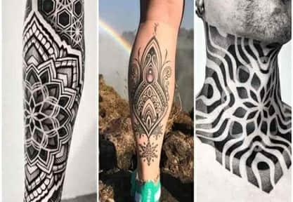 75 Tatuagens Geométricas Masculinas E Femininas Toptatuagens