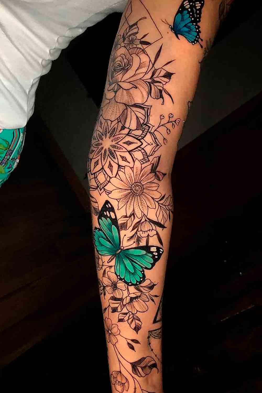 Tatuagens-de-braco-fechado-femininas