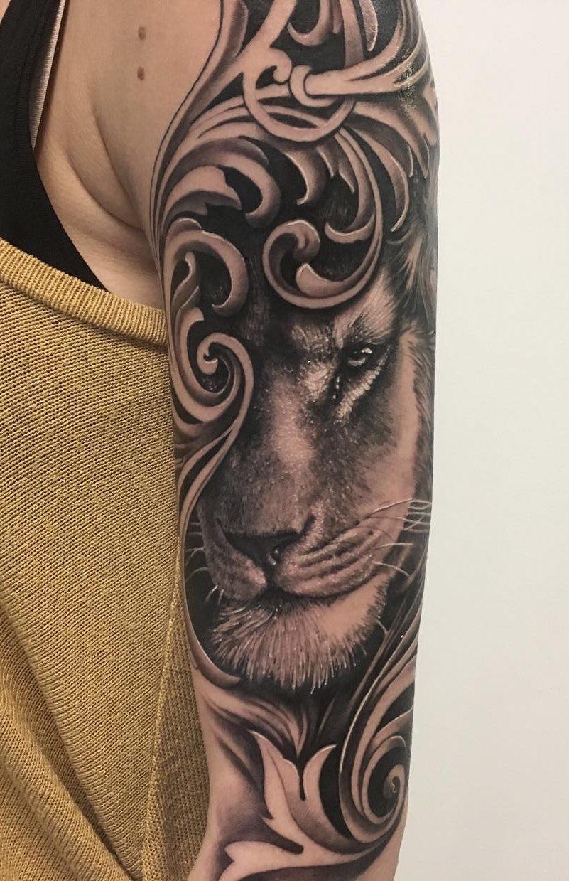 Tatuagens-na-parte-superior-do-braço-feminino-10