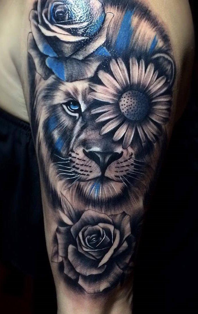 Tatuagens-na-parte-superior-do-braço-feminino-7