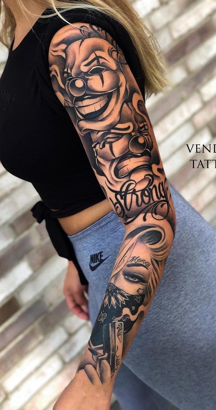 braço-feminino-fechado-de-tatuagem