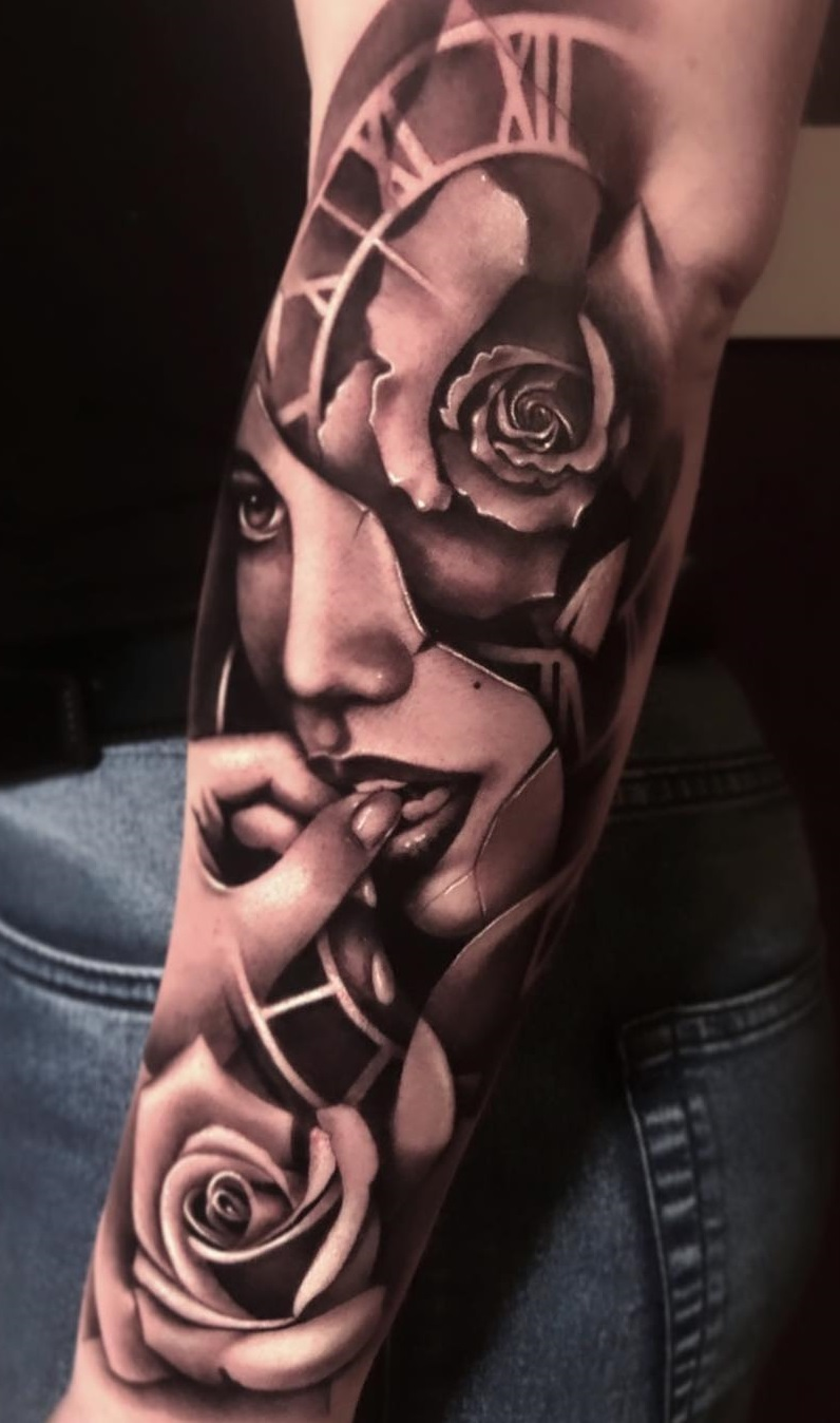 tattoo-feminina-no-antebraço-7