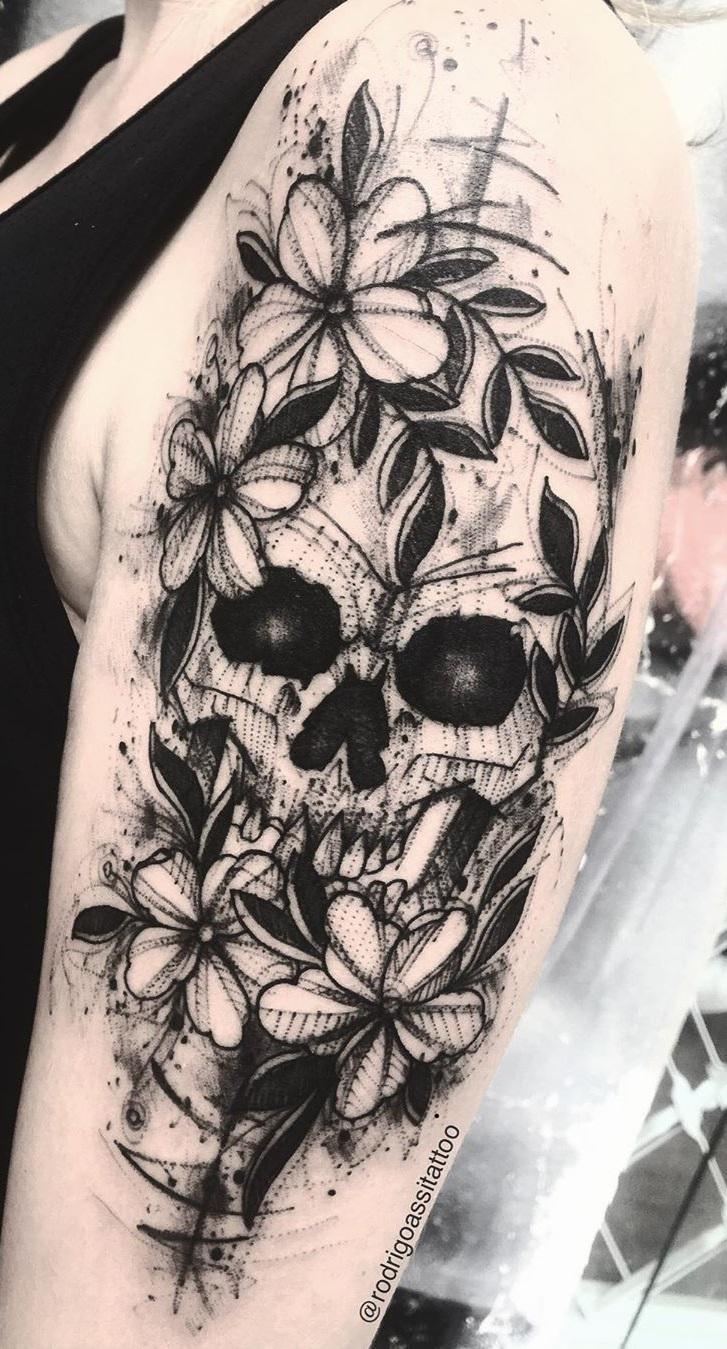 tatuagem-de-caveira-1