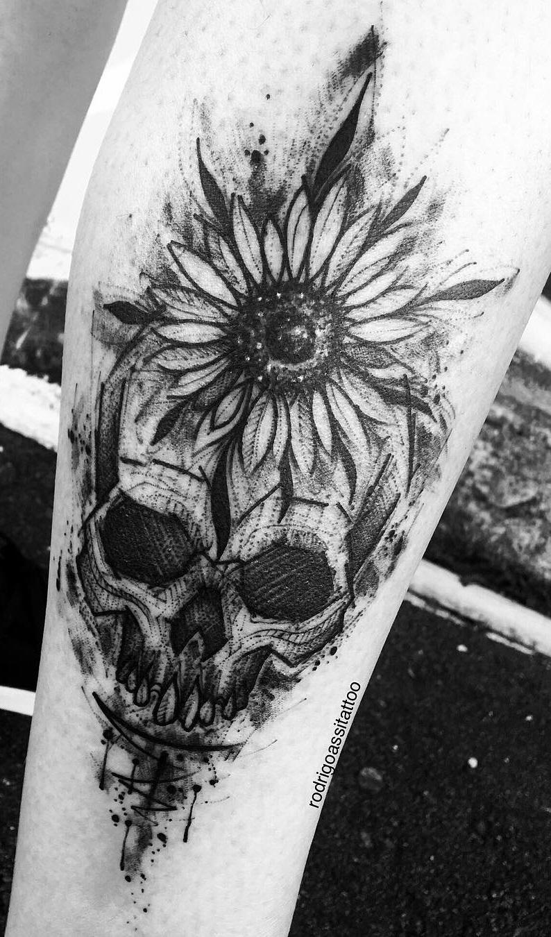 tatuagem-de-caveira-2