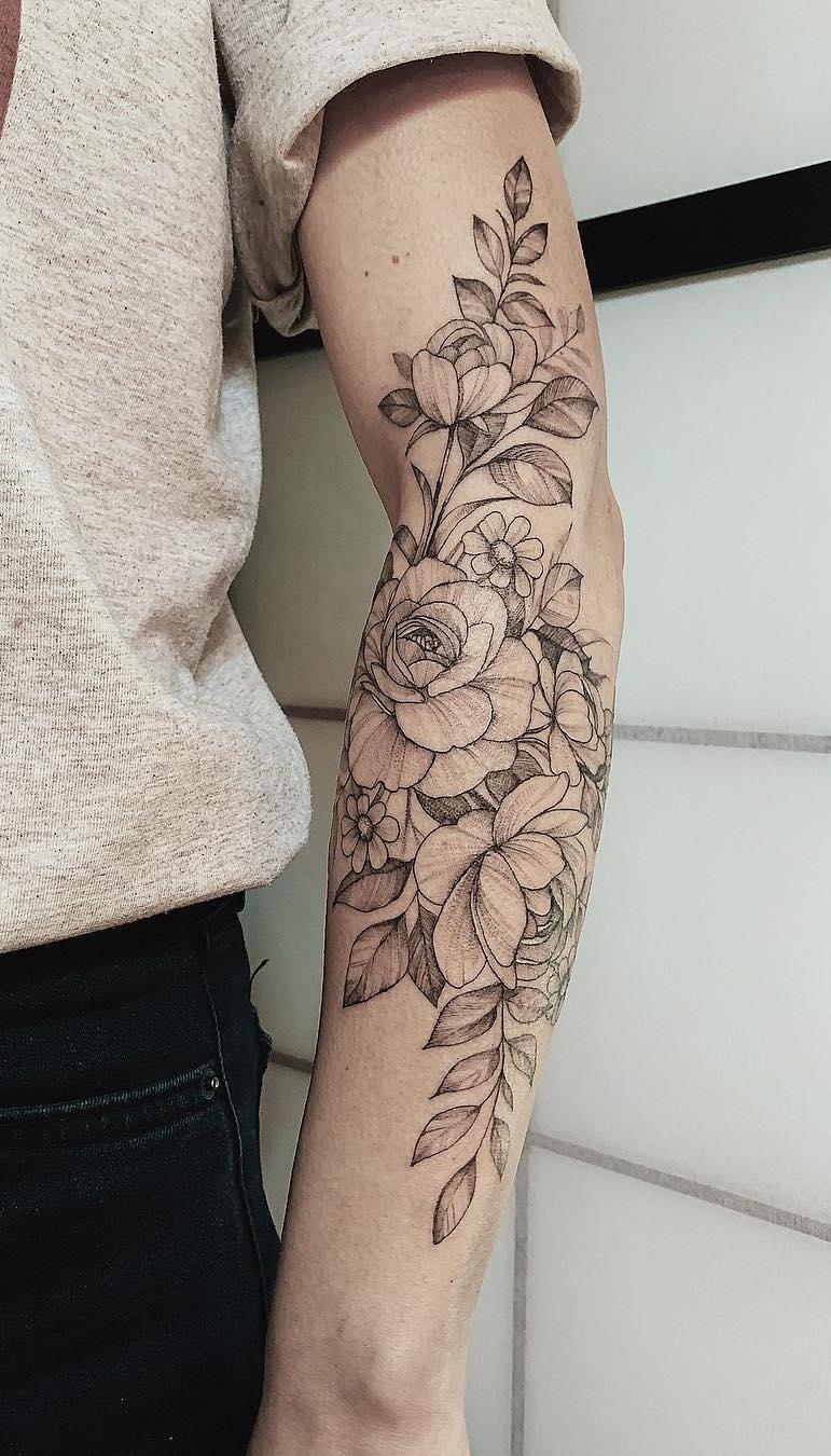 tatuagens-de-flores-no-antebraço-5
