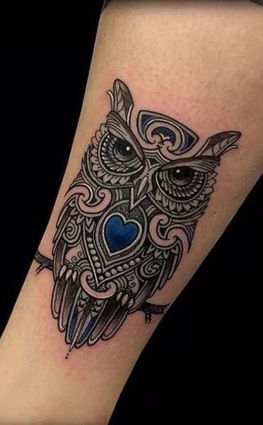 Tatuagens-femininas-de-coruja-16