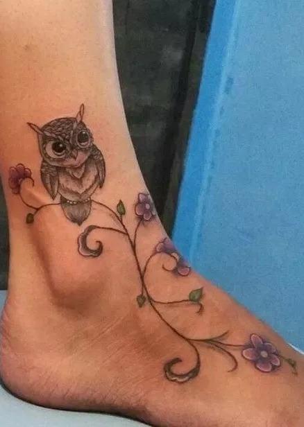 Tatuagens-femininas-de-coruja-18