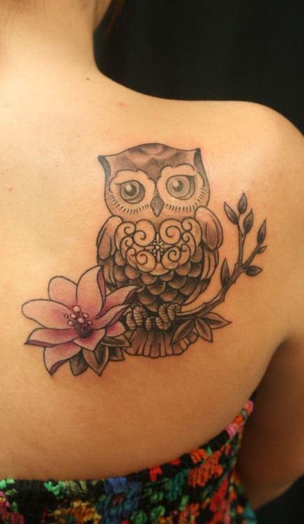 Tatuagens-femininas-de-coruja-20