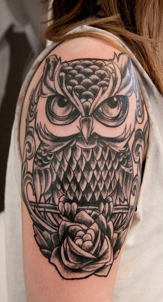 Tatuagens-femininas-de-coruja-27