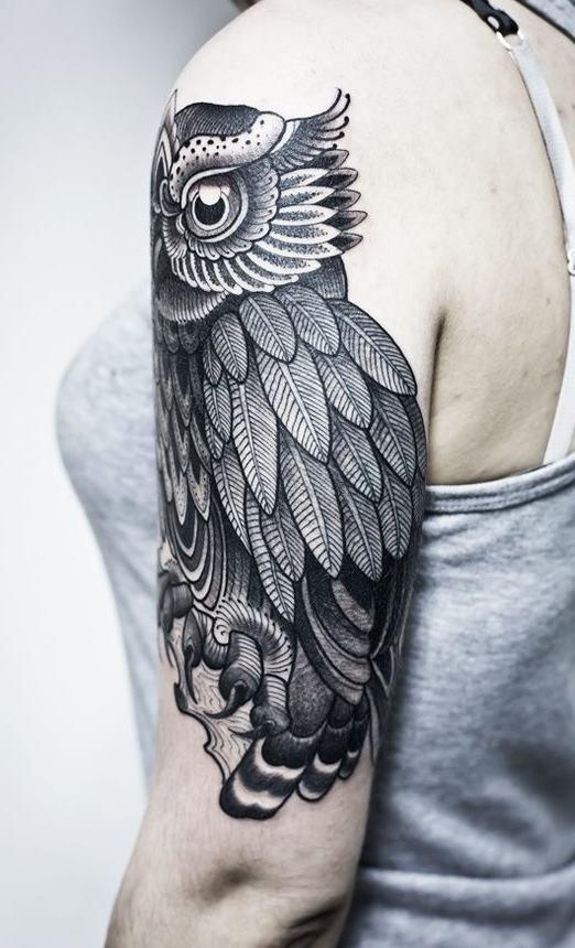 Tatuagens-femininas-de-coruja-28