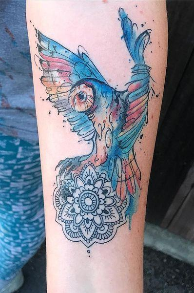 Tatuagens-femininas-de-coruja-30