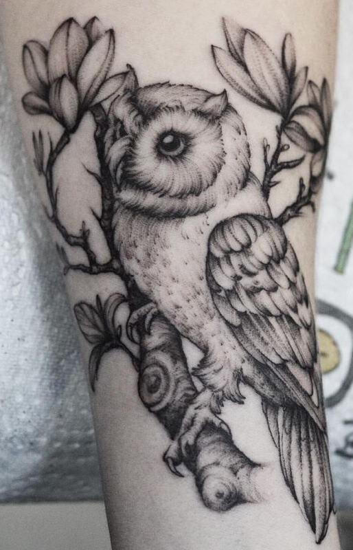 Tatuagens-femininas-de-coruja-34