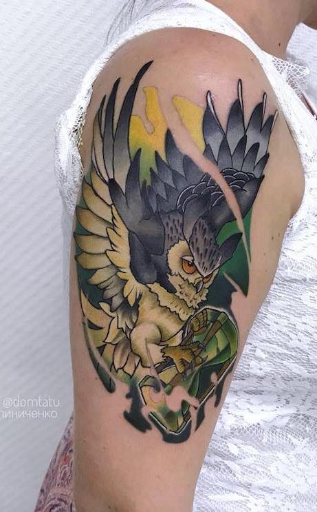 Tatuagens-femininas-de-coruja-5