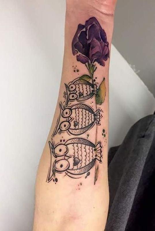 Tatuagens-femininas-de-coruja-61