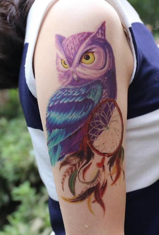 Tatuagens-femininas-de-coruja-74