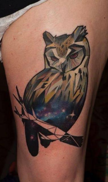 Tatuagens-femininas-de-coruja-79
