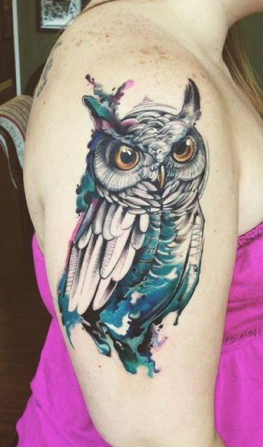 Tatuagens-femininas-de-coruja-82