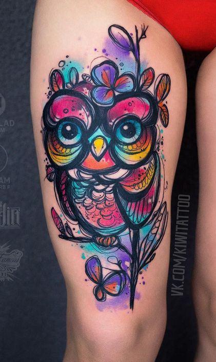 Tatuagens-femininas-de-coruja-83