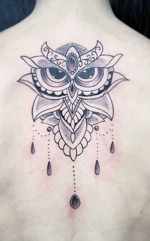 Tatuagens-femininas-de-coruja-9