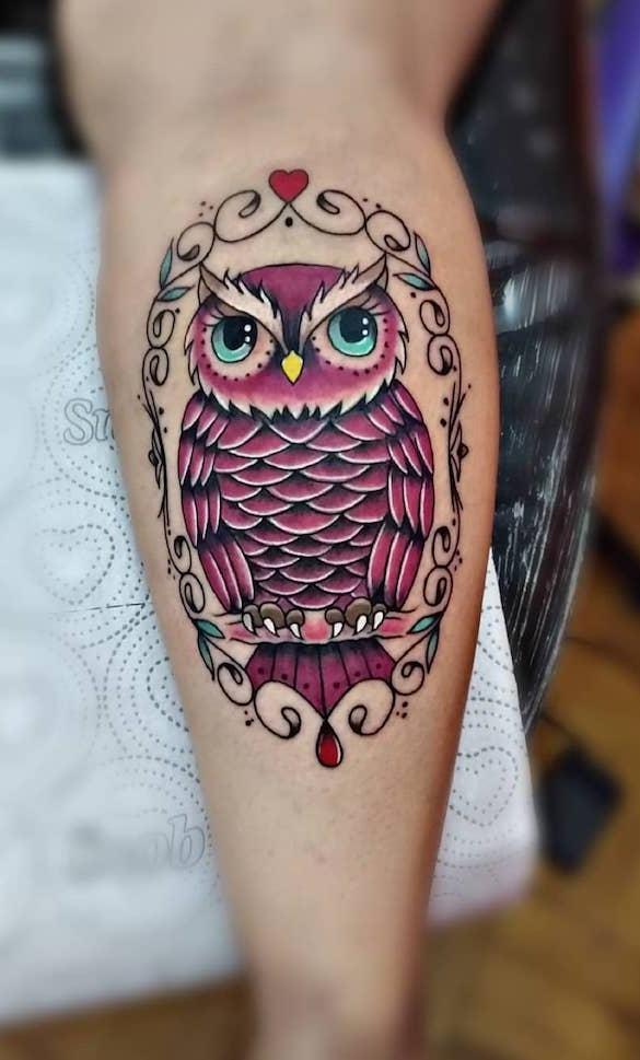 Tatuagens-femininas-de-coruja-93