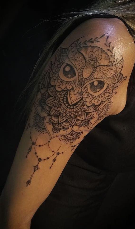 Tatuagens-femininas-de-coruja-95