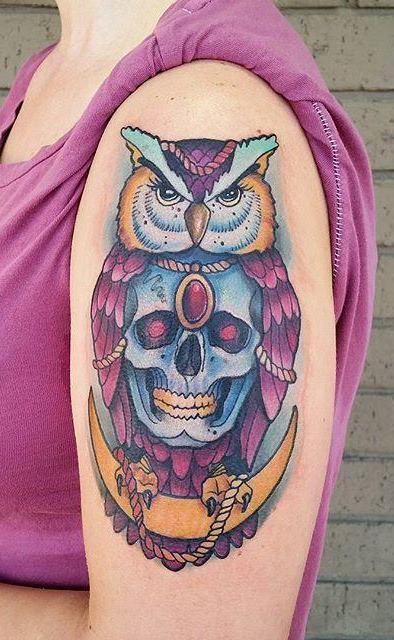 Tatuagens-femininas-de-coruja-97