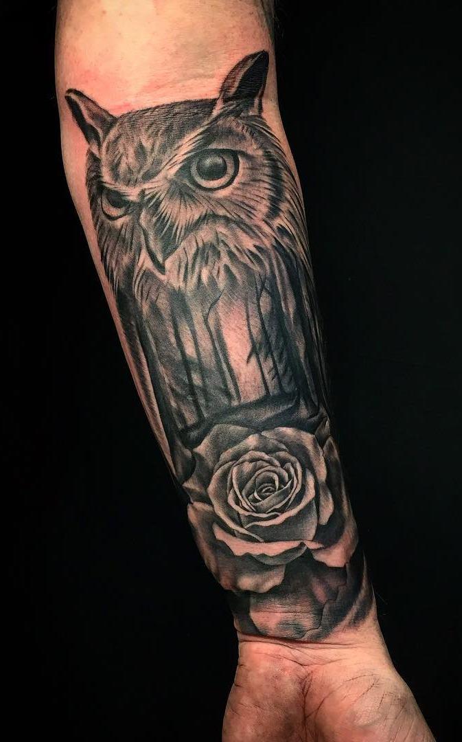 Tatuagens-masculinas-de-coruja-18