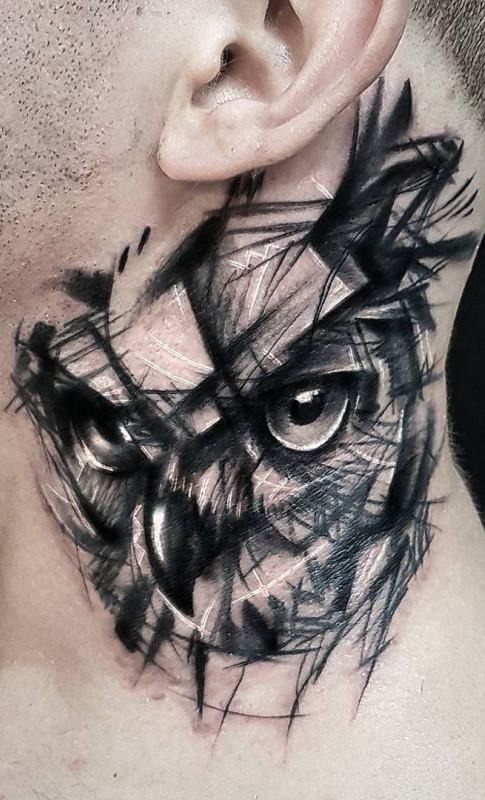 Tatuagens-masculinas-de-coruja-28