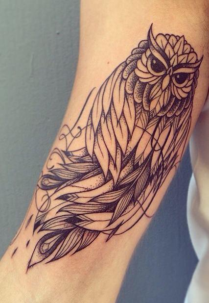 Tatuagens-masculinas-de-coruja-29