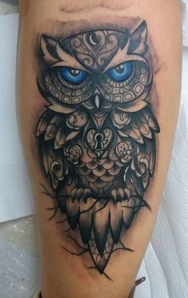 Tatuagens-masculinas-de-coruja-33