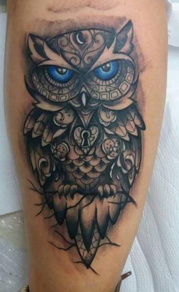 Tatuagens-masculinas-de-coruja-39