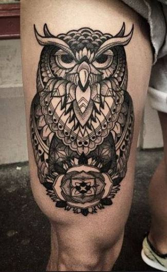 Tatuagens-masculinas-de-coruja-46