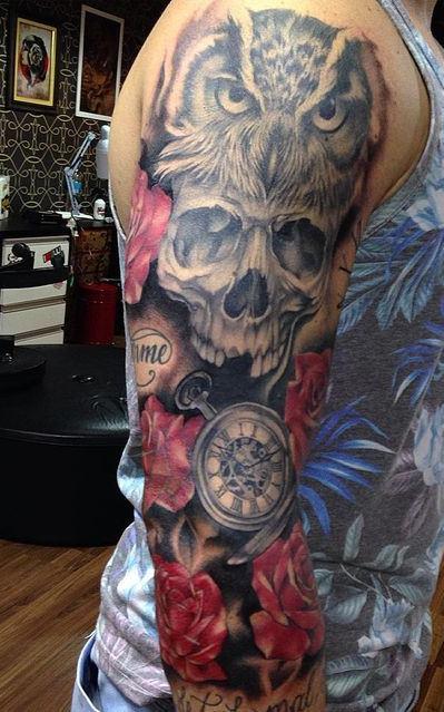 Tatuagens-masculinas-de-coruja-5