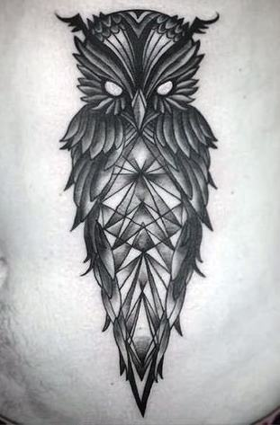 Tatuagens-masculinas-de-coruja-51