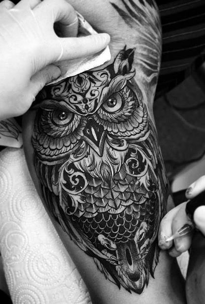 Tatuagens-masculinas-de-coruja-53