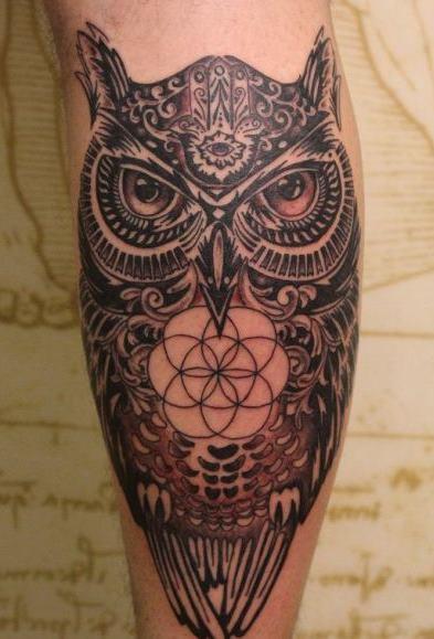 Tatuagens-masculinas-de-coruja-54