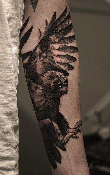 Tatuagens-masculinas-de-coruja-57