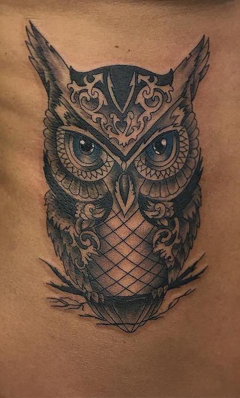 Tatuagens-masculinas-de-coruja-59